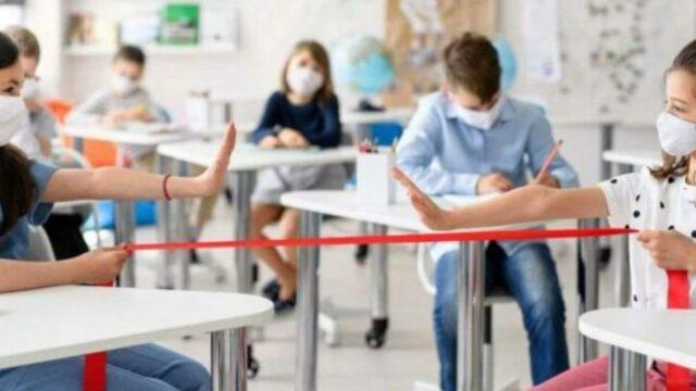 scuola-distanza-metro-mascherine