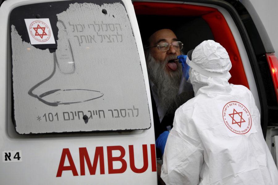 tampone-rabbino-israele