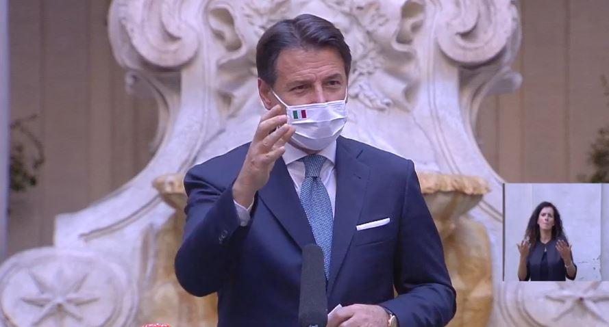 Conte Diretta Oggi Conferenza Stampa Sul Nuovo Dpcm