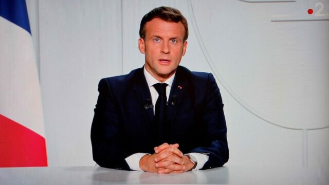 nuovo-lockdown-francia-emmanuel-macron-diretta