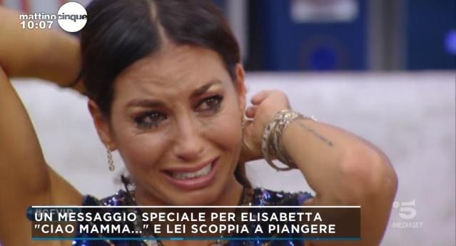elisabetta-gregoraci-figlio-lacrime-gf-vip-piange
