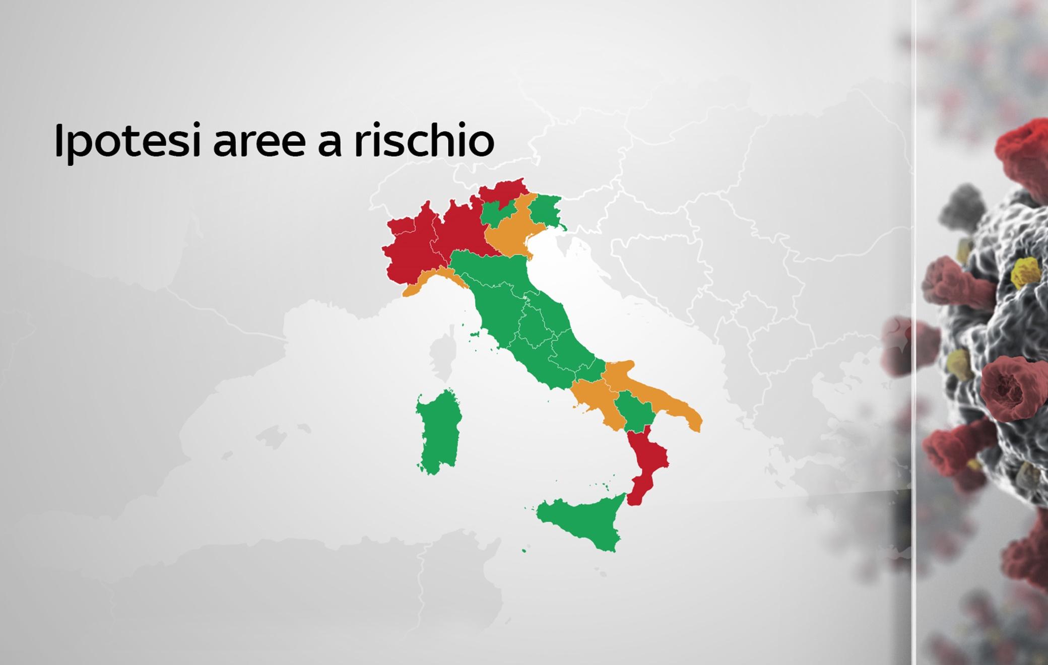nuovo-dpcm-zona-verde-arancione-rossa-italia-ipotesi