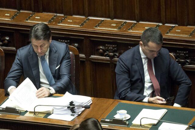 scontro-governo-conte-di-maio