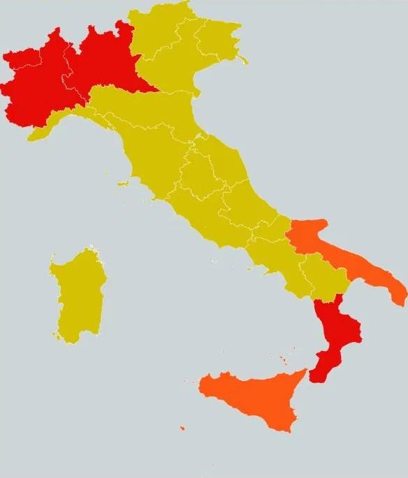 zona-gialla-arancione-rossa-italia-nuovo-dpcm