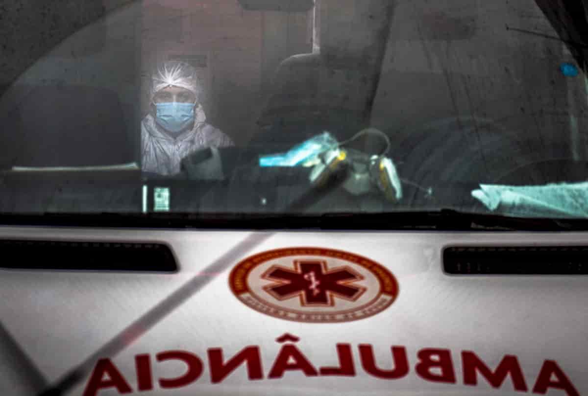 variante-brasiliana-covid-ambulanza