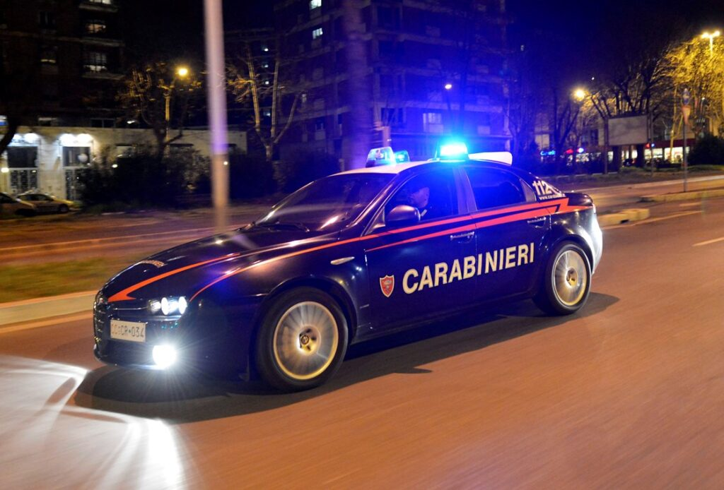 automobile-carabinieri