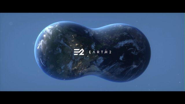 Earth 2 cosa è logo
