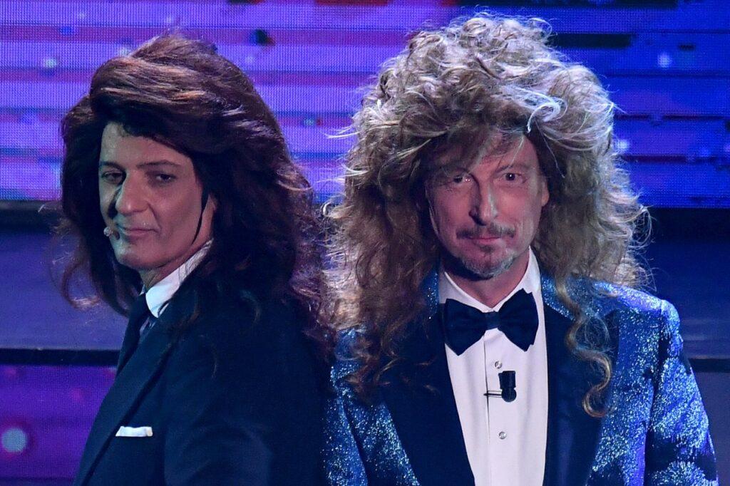 amadeus-fiorello-sanremo-2021-parrucche