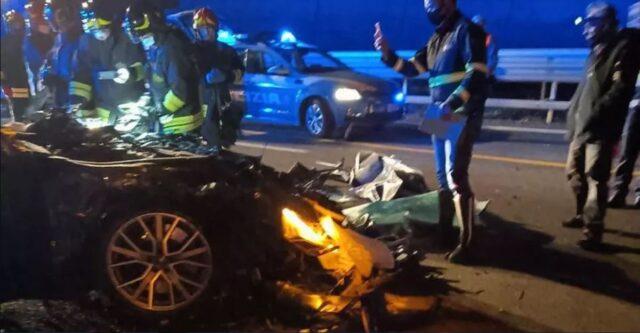 paolo-scerni-incidente-autostrada-genova