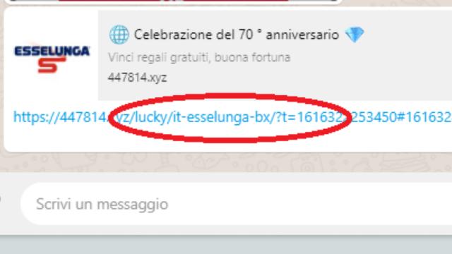 truffa-esselunga-whatsapp