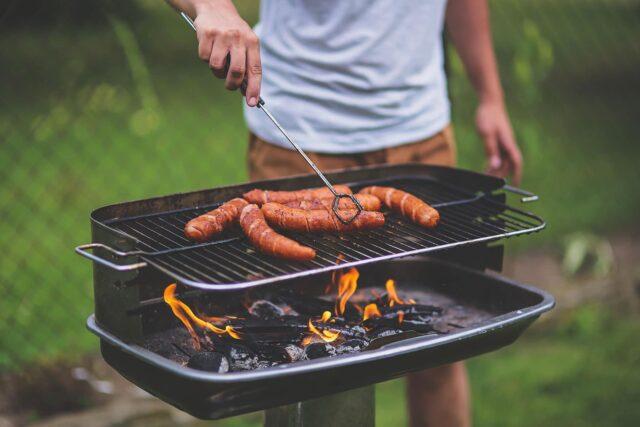 grigliata-salsicce