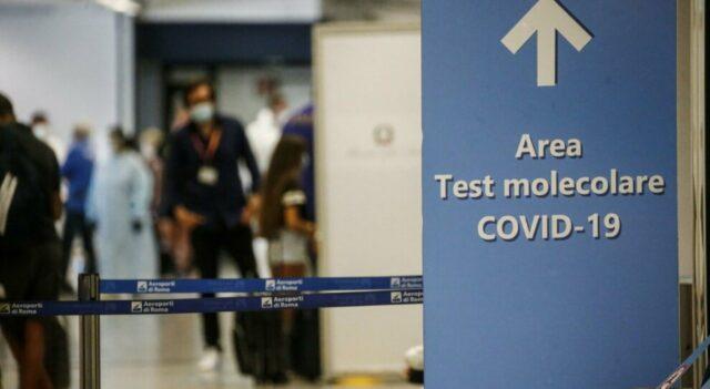 tamponi-aeroporto-fiumicino-test-ecco-prezzi
