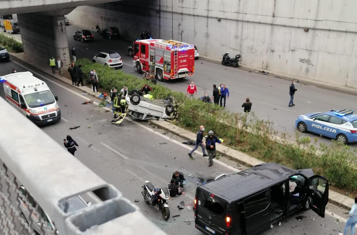 incidente-viale-regione-siciliana