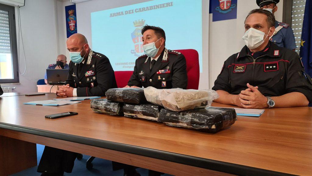 francesco-rizzo-pilota-arrestato-cocaina-sequestrata